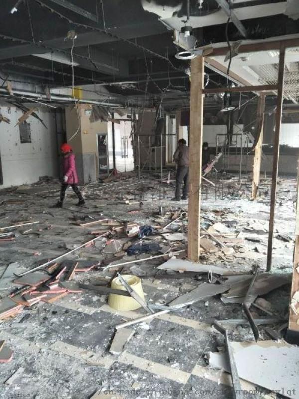 重庆房屋拆除、除渣